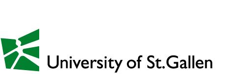 Logo University of St.Gallen